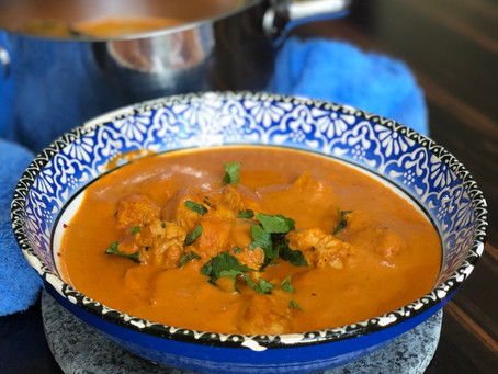 Joanna Marsh's Butter Chicken