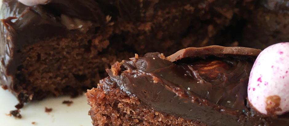 Catherine Carby's Reverse Chocolate Cake
