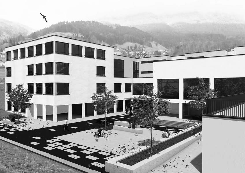 Schulhaus Gräwimatt, Schattdorf