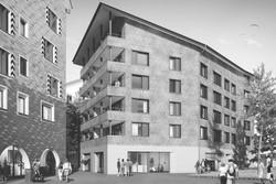 Apartmenthaus, Andermatt