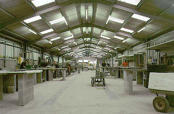 Marble Building Products factory