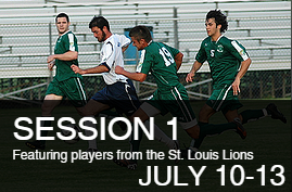 Session 1 - St. Louis Lions