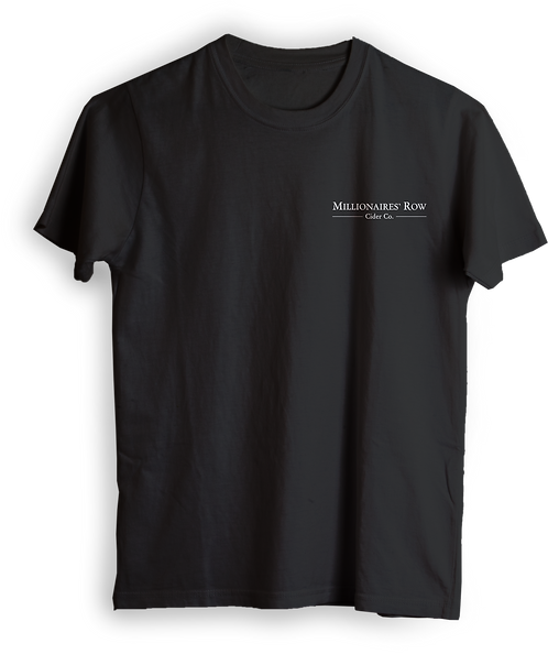 Millionaires' Row Cider Co. T-shirt