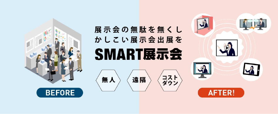 SMART展示会