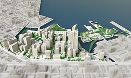 都市景観 シミュレーション