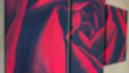 アートパネルインテリア商品壁掛けアート玄関部屋リビング飾り赤いバラ