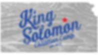 King Solomon logo (KS map, woodgrain) 19