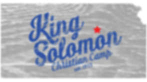 King Solomon logo (KS map, woodgrain) 19