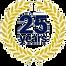 celebrating 25 Yrs