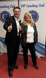 Helmut Ament und Petra Hermes
