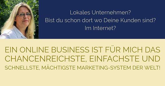 petra Hermes zu Online Business