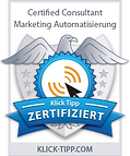 Zertifizierte Beraterin für Marketingautomation