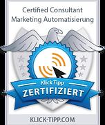 Zertifizierte Beraterin für Marketingautomation