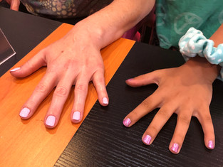 Mommy & Me Manicures