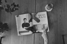 Ricardas Blazukas Cover Story for City Pages Magazine
