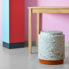 Ceramic Stools Collection