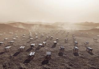 Desert Cast at Abwab, Dubai Design Week 2018