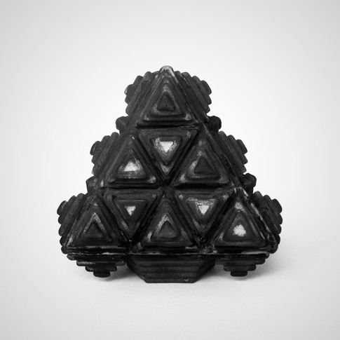Pyramid Sculptures