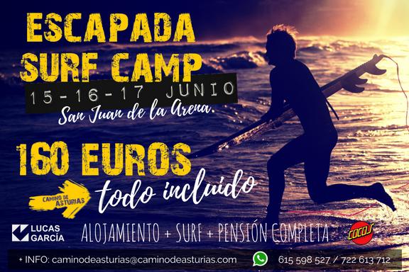SURF CAMP ASTURIAS