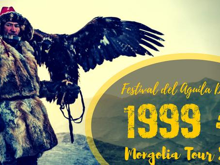 Festival del Águila Dorada en Mongolia