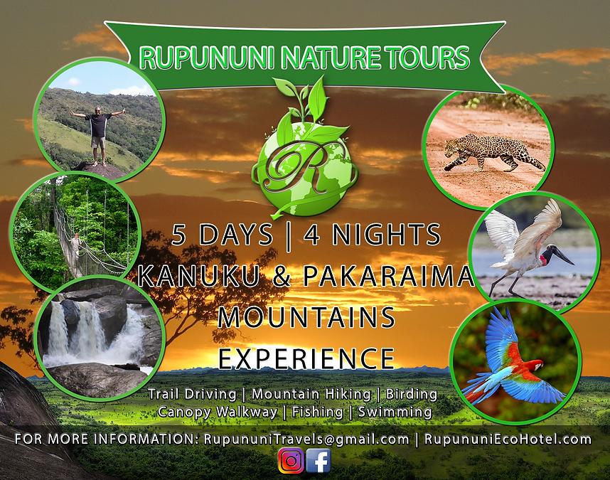 Rupununi Nature Tours