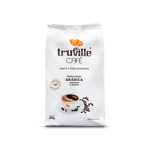 cópia de Café Truville 100% Arábica 500gr
