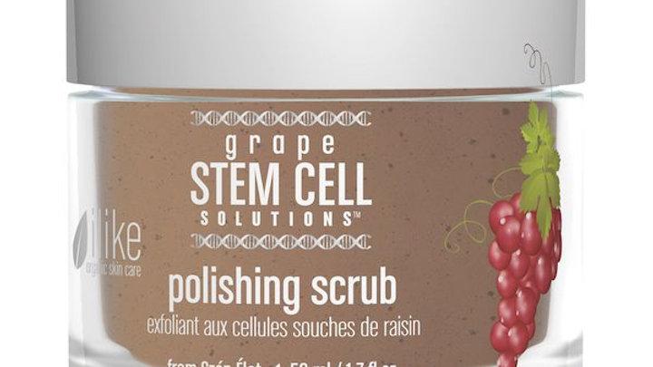 Grape Stem Cell Solutions Polishing Scrub
