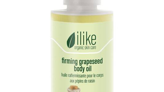Firming Grapeseed Body Oil