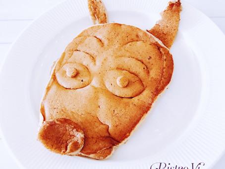 孩子最愛的早餐-包姆鬆餅