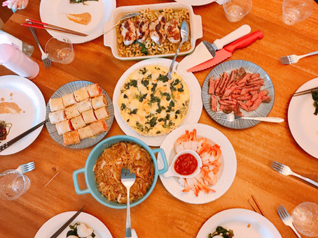 可麗露小小工作坊&午宴下午茶