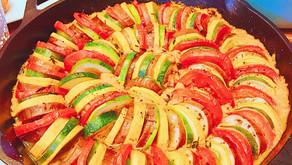 料理鼠王征服美食家的普羅旺斯燉菜Ratatouille