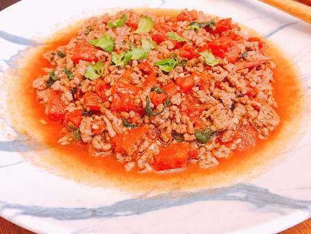 超下飯簡易快速~泰式番茄肉醬