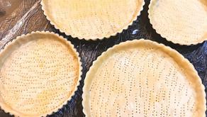 基礎法式鹹派皮製作