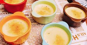 簡易甜點烘焙-經典不敗的香草烤布蕾