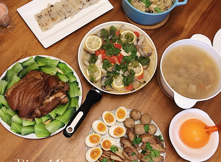 2020海外小小年夜飯全記錄