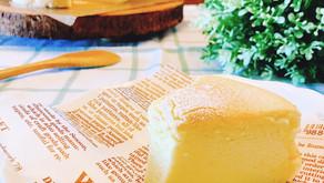 日本媽媽一吃就想學的日式輕乳酪蛋糕 Cotton Cheesecake