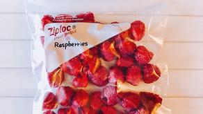 食材冷凍保存術-水果-覆盆莓