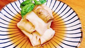 [電鍋懶人料理] 零廚藝-蔥薑清蒸鱈魚