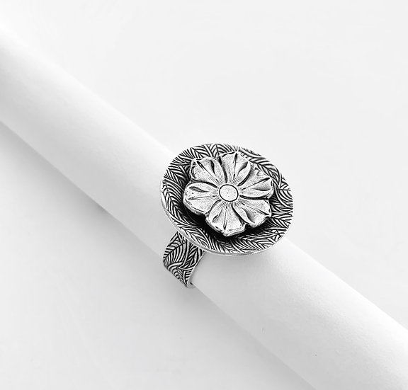 Cowgirl Mojo - Sterling Ring