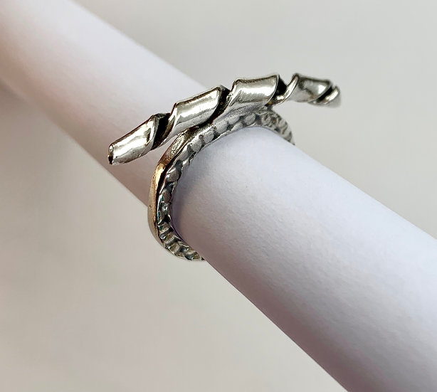 Aries - Sterling ring