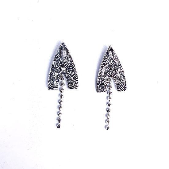 Rococo Small ShootingStar Earrings