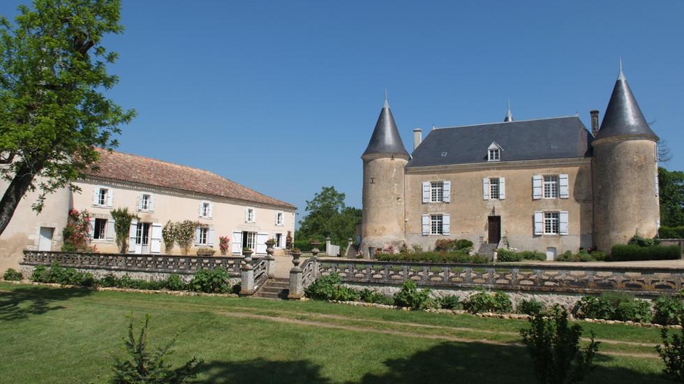 Château de la Magdeleine