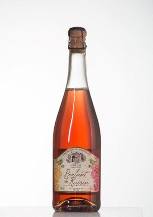 Pétillant de raisin Rosé