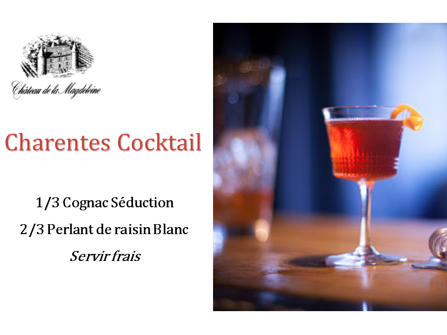 Charentes cocktail