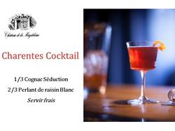 Charentes cocktail