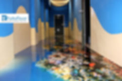 Epoxy Resin Finish - Bautech Flooring UK