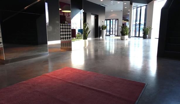 Polished concrete floors ULTIMA BAUFLOOR