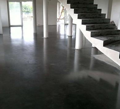 Polished Concrete,Terrazzo Floor