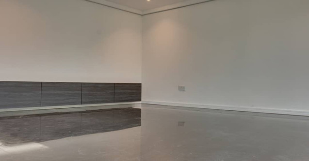 Polished concrete floor in London , ULTIMA BAUFLOOR