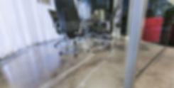 Bautech Flooring UK,Polished Concrete Floor in property developer`s office,Power floating concrete floor finish,Installation Ultima Baufloor,UK,Polished Concrete Supplier in UK